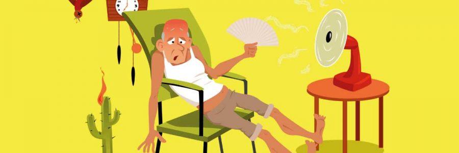 Come il caldo condiziona il nostro umore